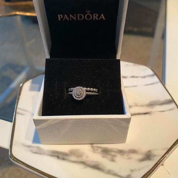 Pandora- 2 Stackable Rings